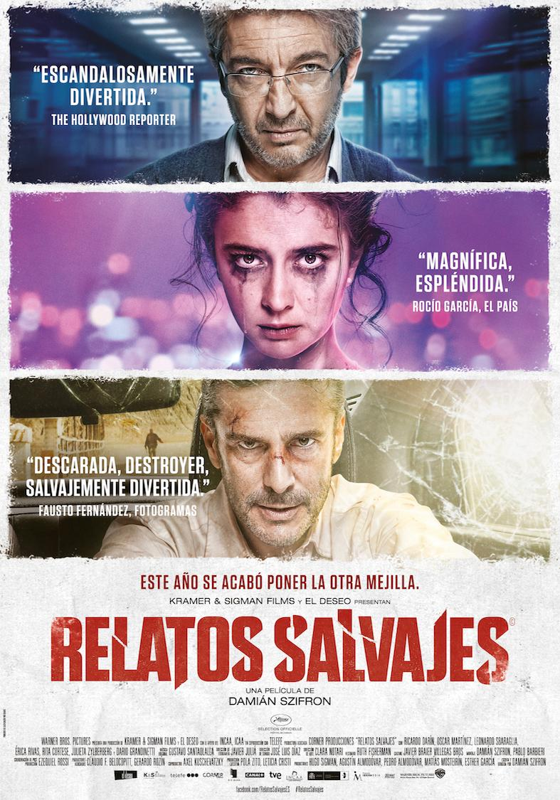 a review of relatos salvajes an argentine spanish black comedy anthology film Descargar libro hasta que la muerte nos separe pdf español july 13, 2016  (film) wikipedia wild tales (spanish relatos salvajes) is a 2014 argentine spanish black comedy anthology film composed of six standalone shorts, all written and directed by damián  home | cityplaza cityplaza is the ultimate source of fun  editorial policy.
